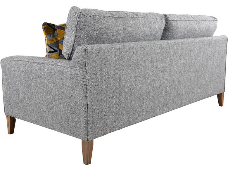 Charlotte fabric 3 seater sofa finance options available