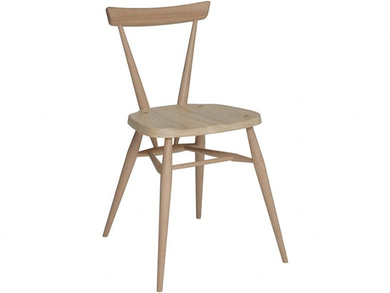Ercol Centenary Stacking Chair Limited Edition at Lee Longlands