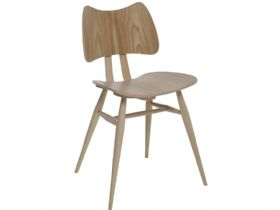 Ercol Originals Limited Edition Butterfly Chair Elm and Beech at Lee Longlands