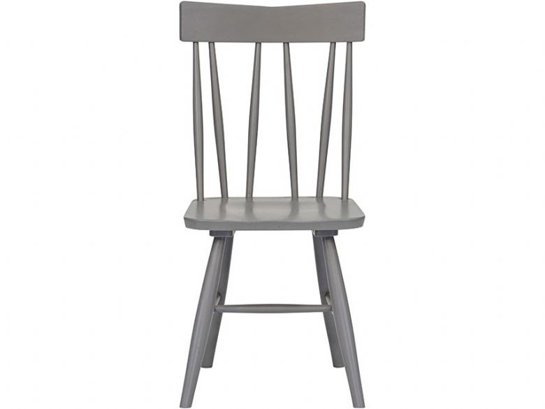 Narvik wooden grey wooden chair available at Lee Longlands