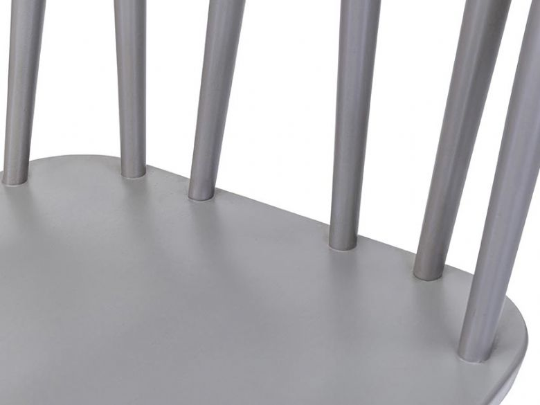 Narvik grey chair available at Lee Longlands