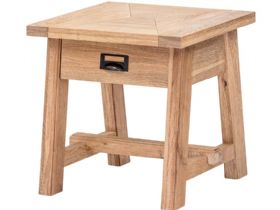Narvik Oak Side Table