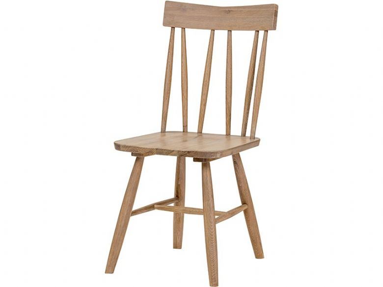 Narvik oak dining chair available at Lee Longlands