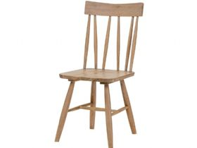 Narvik Chevalet Oak Dining Chair