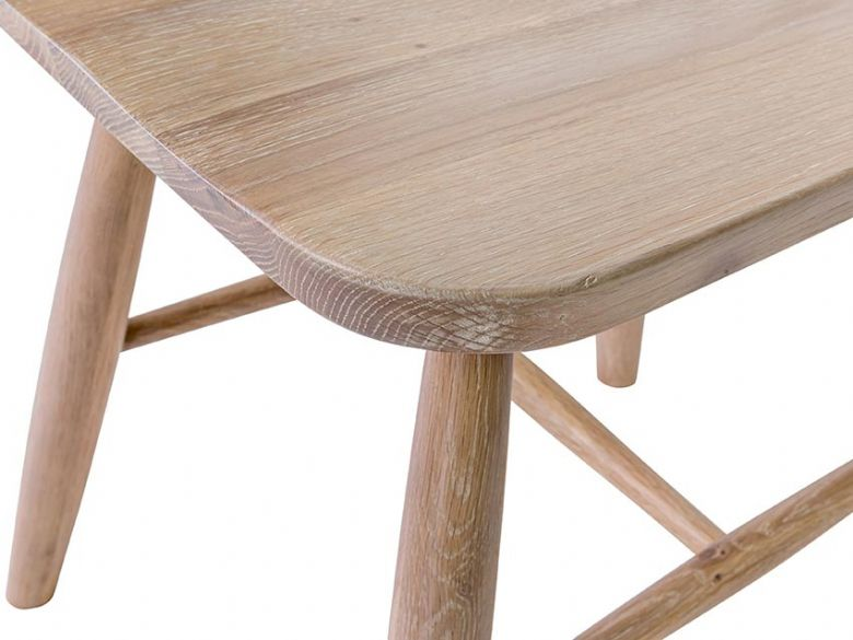 Narvik oak chevalet dining chair available at Lee Longlands
