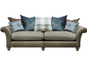 Harrison Pillow Back Split 4 Seater Sofa