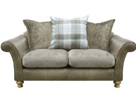 Harrison Pillow Back 2 Seater Sofa