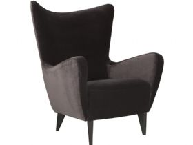 Elsa modern grey chair available at Lee Longlands