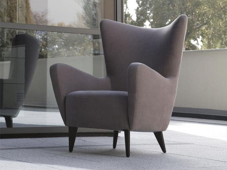 Elsa brown chair available at Lee Longlands