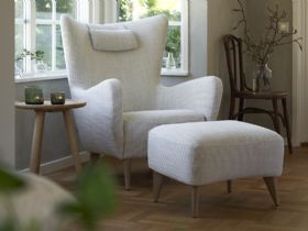 Elsa modern chair available at Lee Longlands