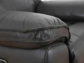 Viceory grey power recliner sofa finance options available