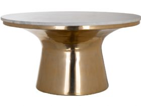 Evora stone top coffee table available at Lee Longlands