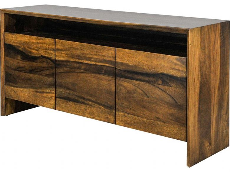 Giovanny modern walnut sideboard finance options available