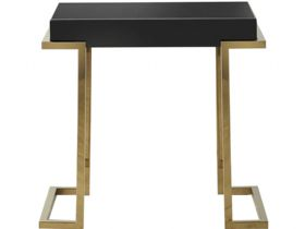 Eleanor Mirrored Side Table