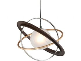 Apogee Two Tone 1 Light Pendant