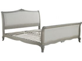 Camille 5'0 King Size Low End Bed