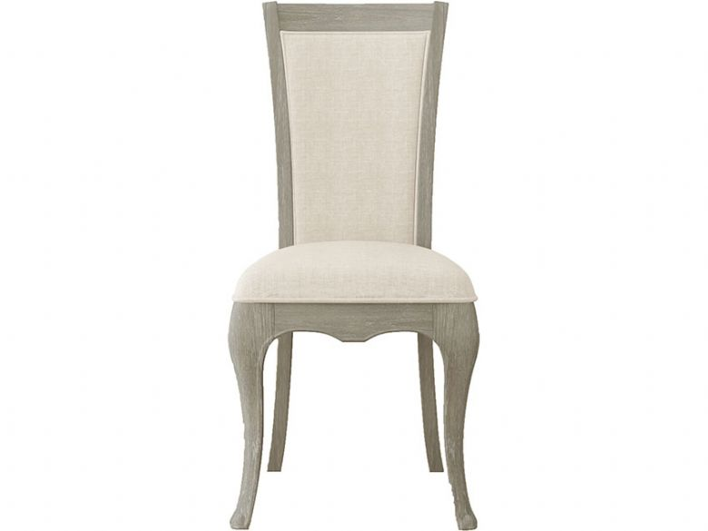 Camille oak bedroom chair available at Lee Longlands
