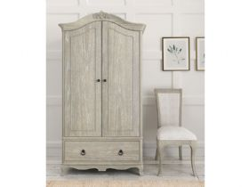 Camille oak bedroom collection