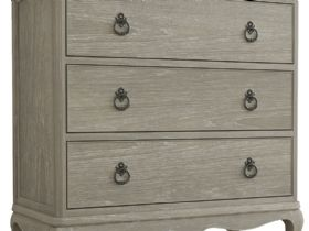 Camille limed oak chest of drawers
