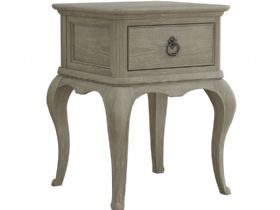 Camille 1 Drawer Bedside