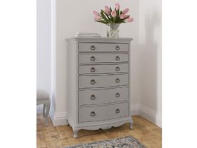 Etienne distressed painted chest available at Lee Longlands