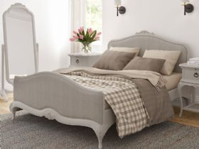 Etienne French style bedroom range available at Lee Longlands