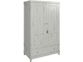Atelier 2 Door 1 Drawer Wardrobe