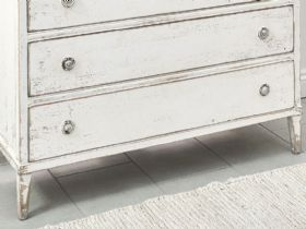 Atelier white French style bedroom collection