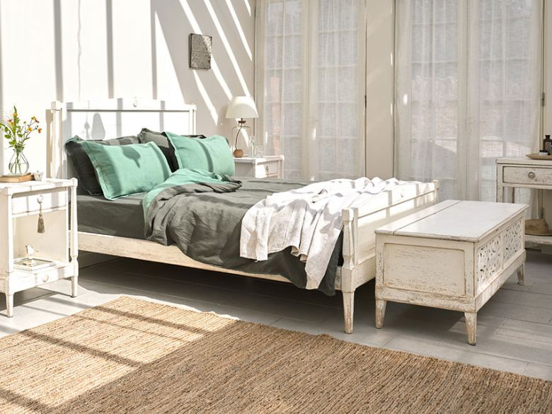 Atelier French style distressed bedroom range