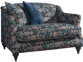 Spink & Edgar Charisse Snuggler Chair