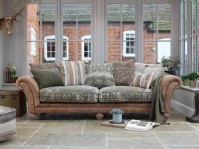 Tetrad Montana leather and fabric sofas and chairs