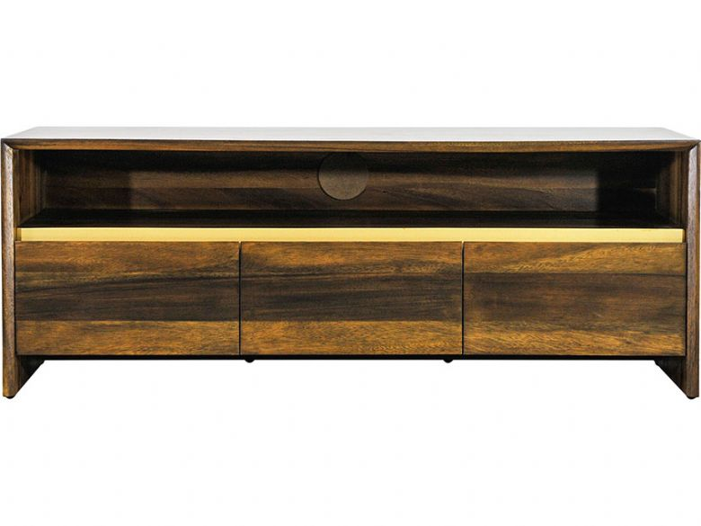 Giovanny walnut tv unit available at Lee Longlands