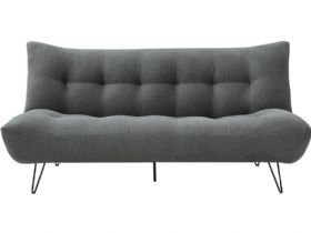 Marcello 3 Seater Grey Sofa Bed