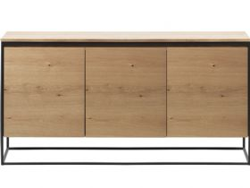 Venosa 3 Section Sideboard