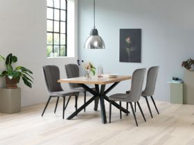 Monroe modern dining chair collection
