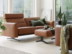 Stressless Stella sofa collection, available at Lee Longlands
