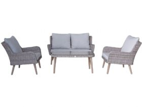 Arizona 4 Seat Garden Sofa Set