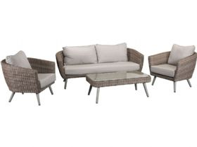 Arizona 5 Seat Garden Sofa Set