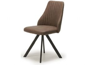 Dallas Brown Dining Chair