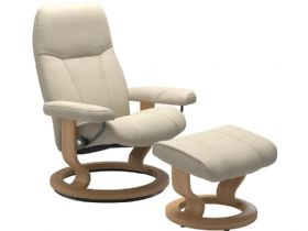 Diplomat  Chair and Stool