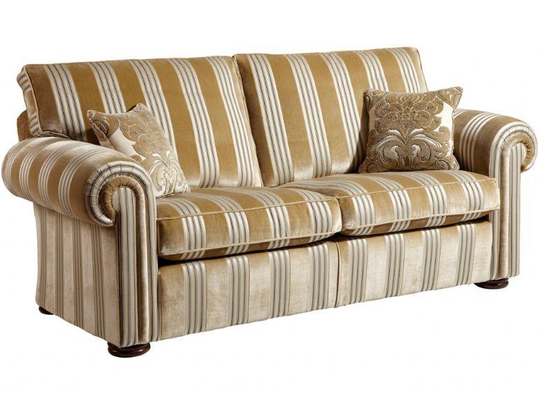 Duresta Waldorf 2.5 Seat Sofa, Bun Feet