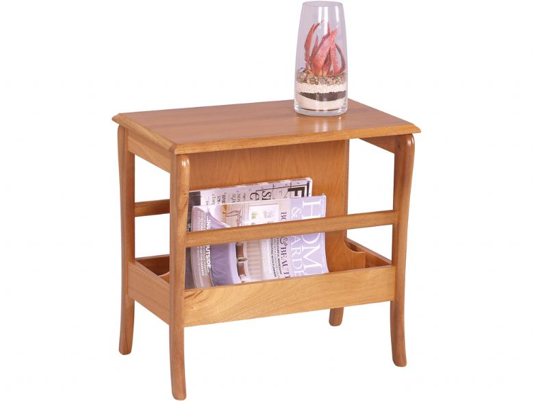 Occasional Table/Magazine Rack