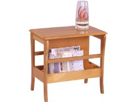 Occasional Table/ Magazine Rack