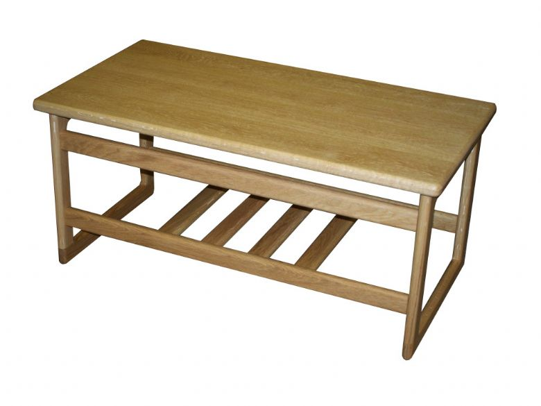 Coffee Table - Solid Top