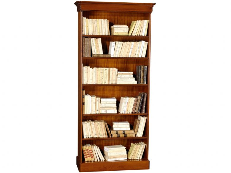 Grange louis philippe bookcase unit lee longlands - Grange louis philippe bedroom furniture ...