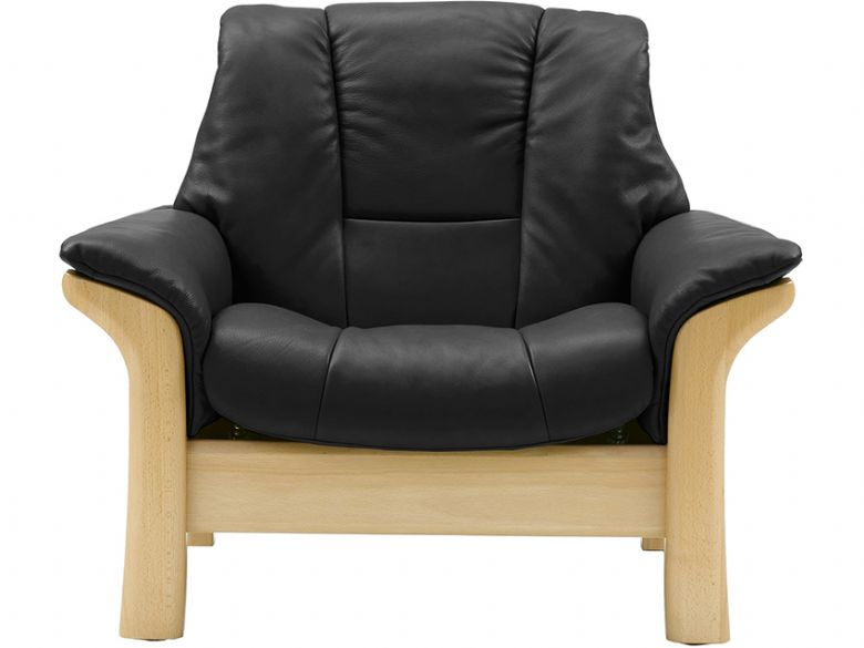 Stressless Buckingham Low Back Leather Chair  sc 1 st  Lee Longlands & Stressless Buckingham Low Back Leather Chair - Lee Longlands