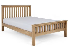 Strata Oak 4'6 Double Bed