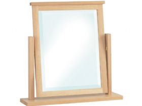 Oak Swivel Mirror
