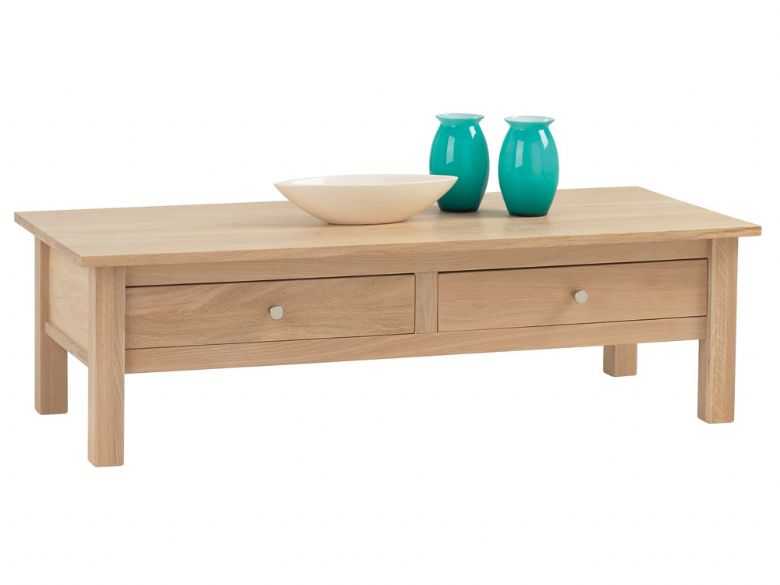 Oak Midi Coffee Table