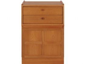 Nathan Furniture Classic Range 2 Storage Mid Storage Unit